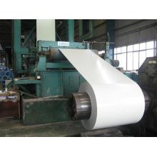 Hoja de acero de bobina de acero prepintada