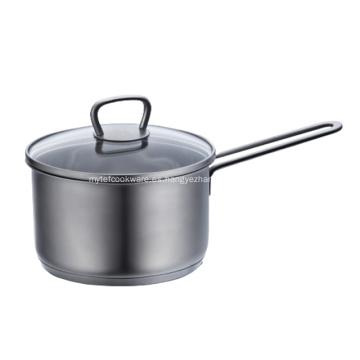 Juego de utensilios de cocina de olla de acero inoxidable de venta caliente