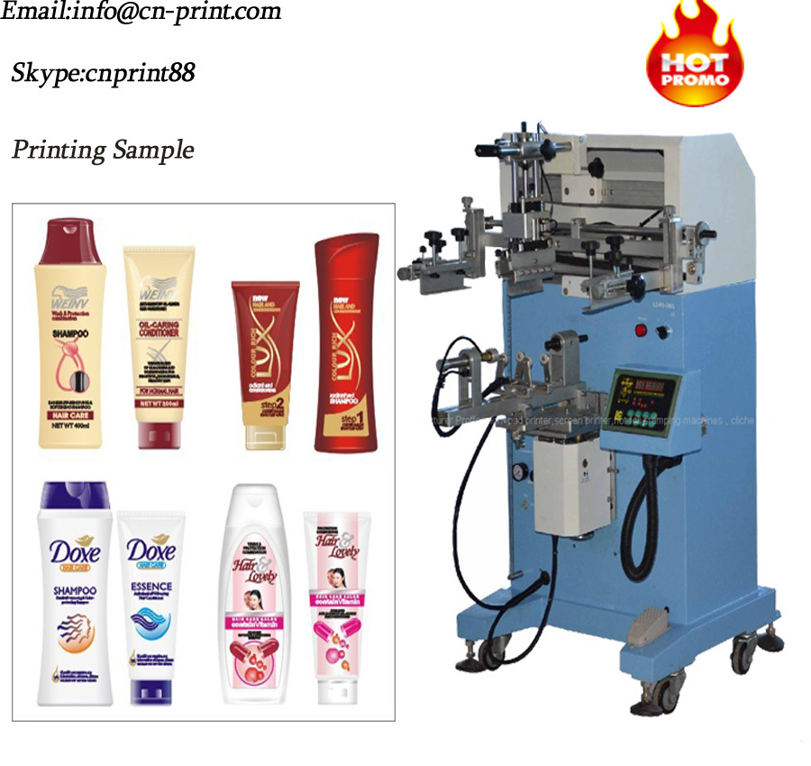 cylinder silk screen printer for paper cup