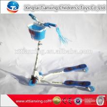 Heißer Verkaufs-faltender Kind-Schwingen-Roller / Kind-Fuß-Roller für 3-10 Jahre alt