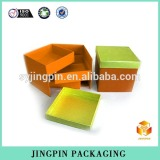 double-decker storage packaing box