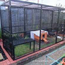 Welded wire unique rabbit cages(factory)3 or 4 layers