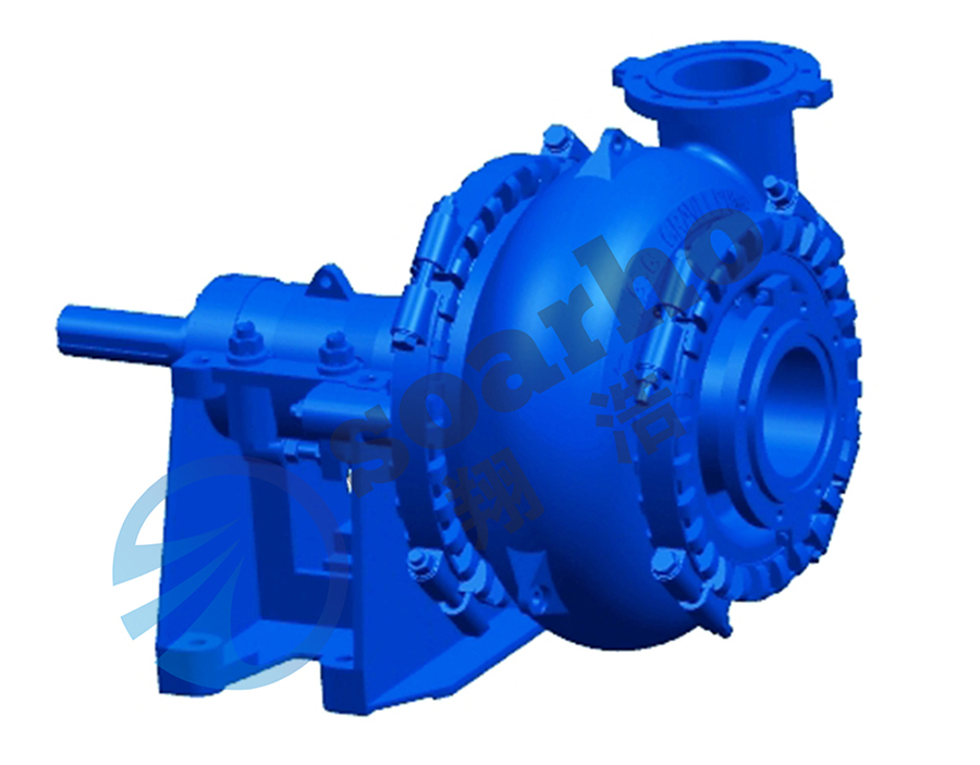 10 Inch High Head Mine Pump