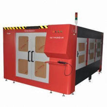 Fiber Laser Cutting Machine with High-speed Precision and Efficiency