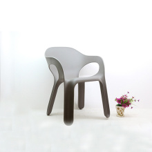 Utomhus Armstöd Stacking Plastic Lounge Easy Chair