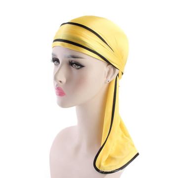Jersey hijab bandanas chapeau chemo cap turban