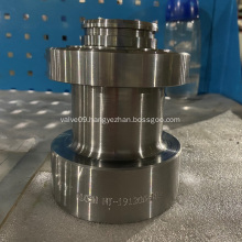 Gland Flange of Trunnion Mounted Ball Valve