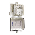 High quality 4 cores FTTH optical fiber Termination Box
