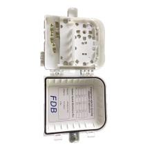 Boîtier de terminaison fibre optique FTTH de 4 cœurs de haute qualité
