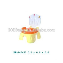 Plastic Lovely Baby Closestool