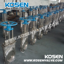 Stainless Steel Slurry Gate Valves
