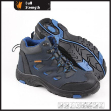 Industry Leather Safety Shoes with PU Rubber Outsole (SN5286)