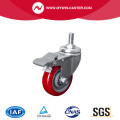 Light 4 80Kg Geneste Brake TPU Caster