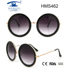 Woman Style Fashion Acetate Sunglasses (HMS462)