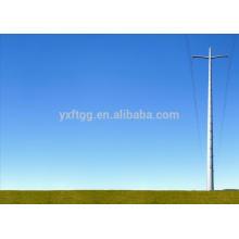 2015 Guyed Mast Pólo de Energia Elétrica de Aço