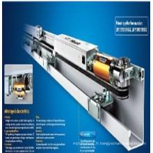 Opérateur de porte coulissante automatique en aluminium