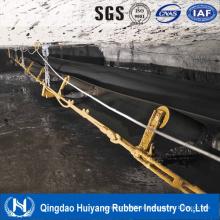 Undergroud mineração esteira transportadora de correia de PVC