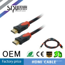 SIPU High speed Slim HDMI cable with 3D Ethernet and 1080P For PS3,DVD HDTV