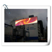 Advertising for 8mm Outdoor Rental Display