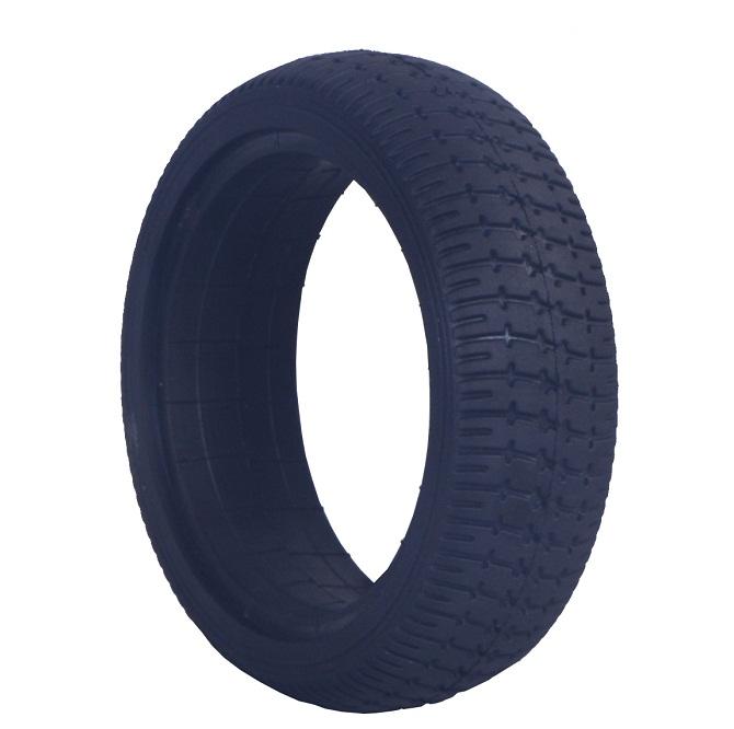 High Quality Handcart Wheelbarrow Solid Rubber Tire 6x2 5