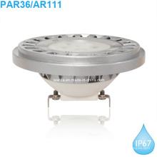 Lampe étanche LED LED PAR36 pour éclairage paysager