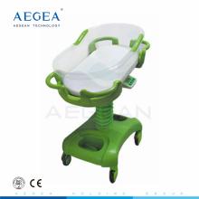 AG-CB011A ABS Höhe und Kopfbereich einstellbar Neugeborenen Produkte Baby Betten
