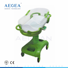 AG-CB011A ABS height and head section adjustable newborn infant products beds baby