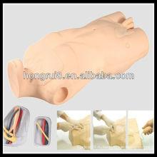 ISO Центральная венозная катетеризация и венипунктура, внутримышечный тренажер для инъекций