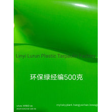 Waterproof 500GSM PVC Tarpaulin