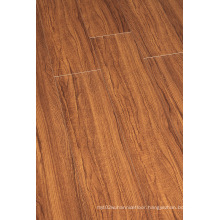 Household 8.3mm E1 HDF Embossed Walnut U-Grooved Laminated Floor