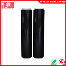 LLDPE Black Stretch Film per Pallet Wrap