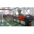 Extrusão de fios de arrefecimento com ar de alta concentração cor masterbatch ABS