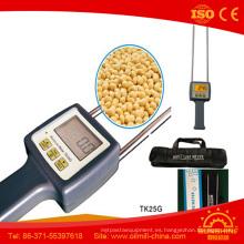 Metro de la humedad de las semillas de maíz del maíz de arroz del arroz de Tk25g