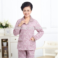 Hohe Qualität billig warme Damen Schlafanzug Großhandel