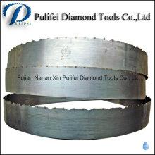 Diamond Segment Marble Slab Cutting Tools Marble Band Cuchilla de sierra