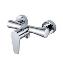 G135 Bathroom fittings design brass single handles shower bath faucet
