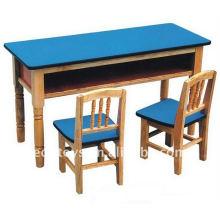 2015 heiße Verkaufs-hölzerne Schule-Möbel für Kinder