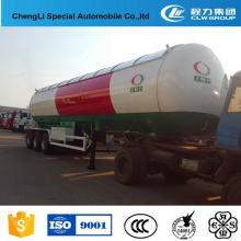 Reboque do tanque do LPG do transporte de gás do LPG