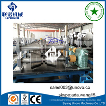 metal door shutter slat roll forming machinery
