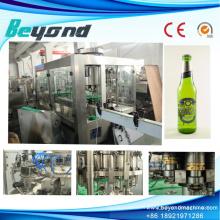 Bouteille en verre Ligne de production d'alcool