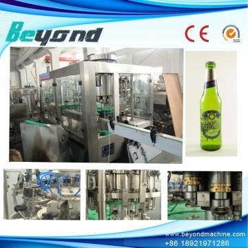 Glasflasche Bier-Abfüllmaschine