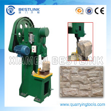 Electric Stone Chopping Machine for Mushroom Face