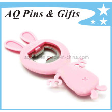 Cartoon Soft PVC Bottle Opener