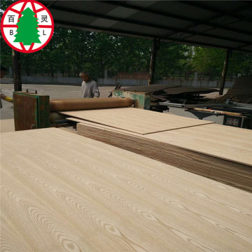 Veneer MDF Laminated with red oak /ash