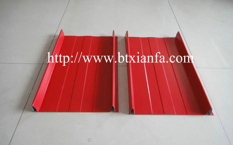 Metal Siding Roll Forming Machine