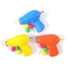 Pistolet à Ping Pong en plastique coloré pour enfants (10221605)