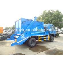 Dongfeng 4x2 basculante basculante camión de basura 10 toneladas