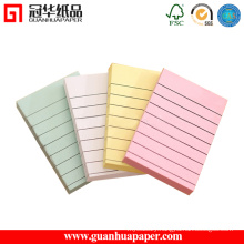 3′′x3′′new Design Self Adhesive Memo Pad with Sticky Notes