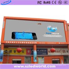 LED Bildschirm auf der Buliding P8 DIP246 1024X1024 Box
