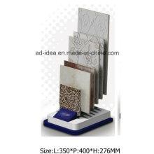 Прочный металлический Displsy / Дисплей для мрамора, выставка кварц плитка стенд
